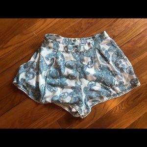 Tobi printed shorts